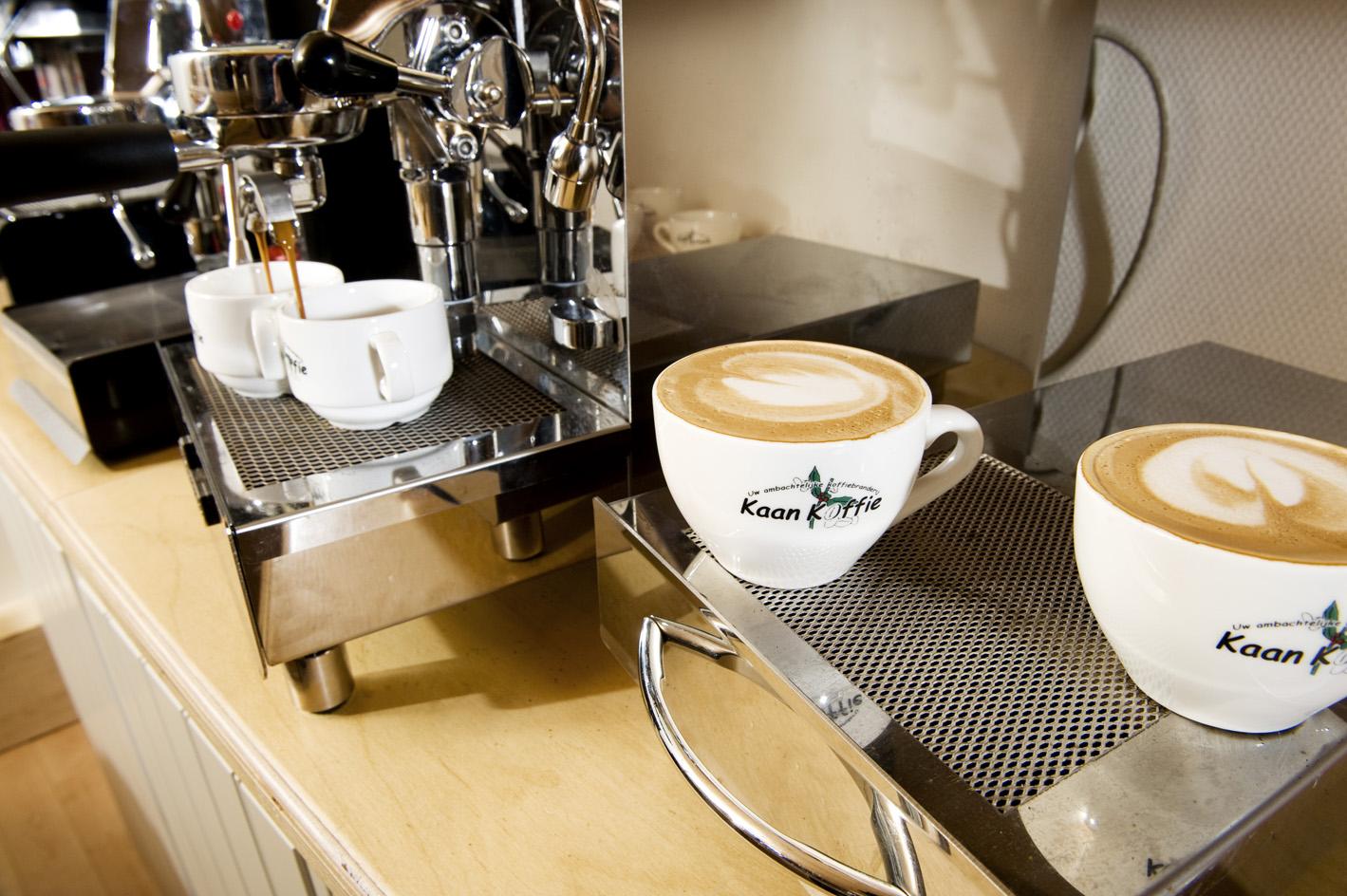 De koffiebeleving