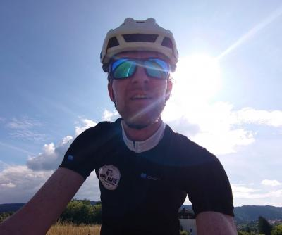 Barista by bike!