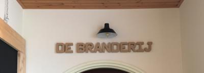3 nieuwe namen: De Branderij, De Proeverij en De Cupperij