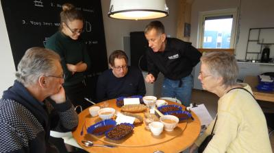 Try-Out - Koffie Proefdag