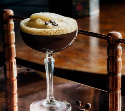 Koffie likeur recept - espresso martini